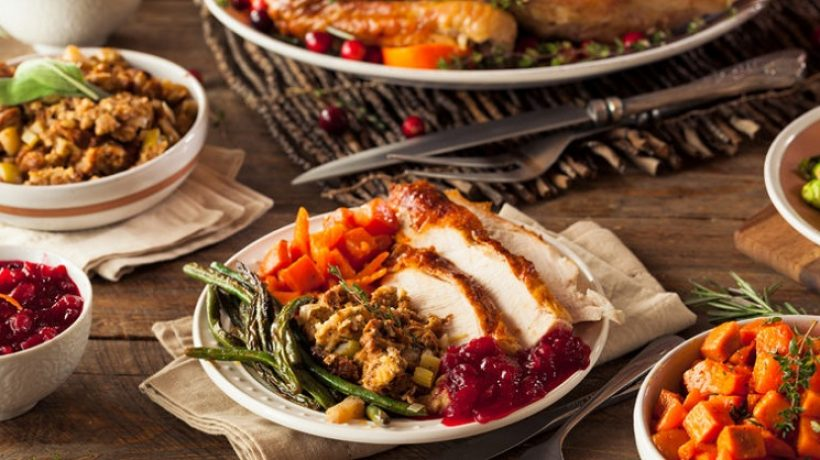 3 Ways to Make Your Thanksgiving Dinner Healthier