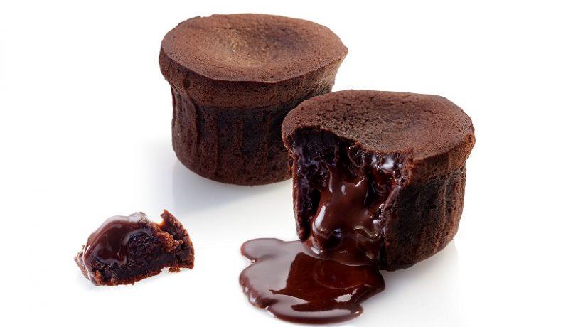 Super easy recipe Chocolate Coulant