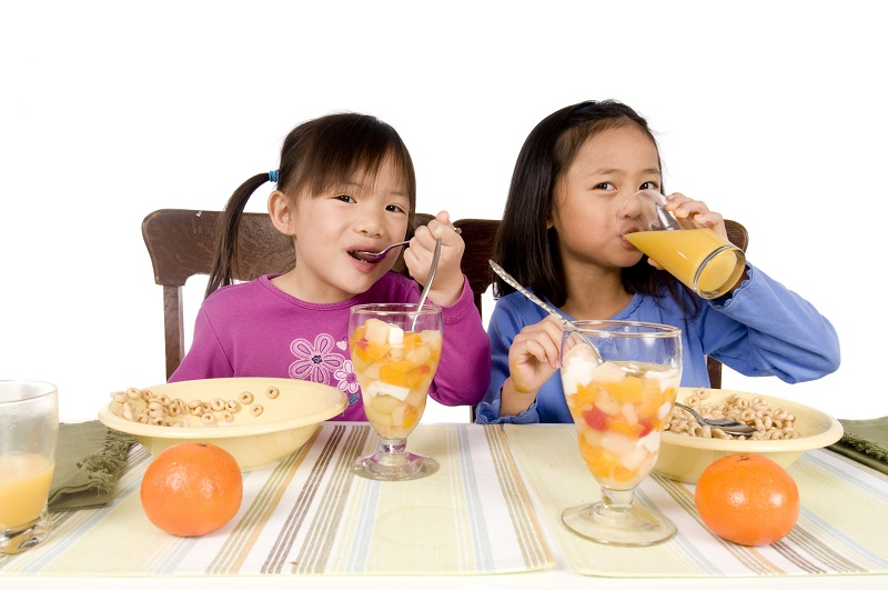 5 Tips for a Healthy Breakfast for Kids