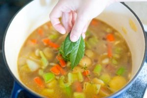 How to lose weight eating tasty and healthy vegetable soup