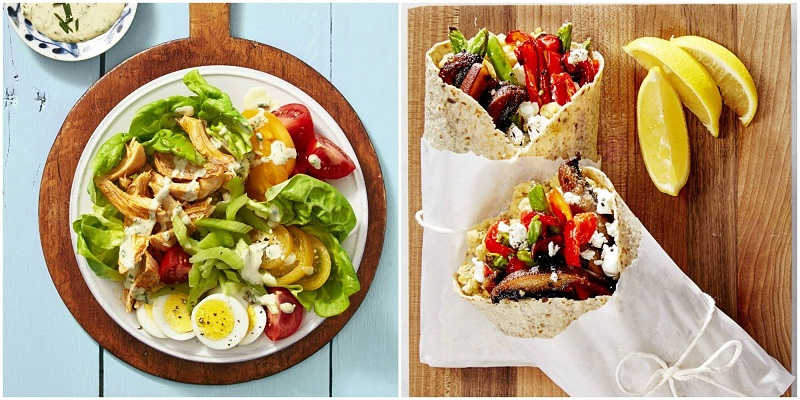5 Simple tips for preparing a healthy lunch every day