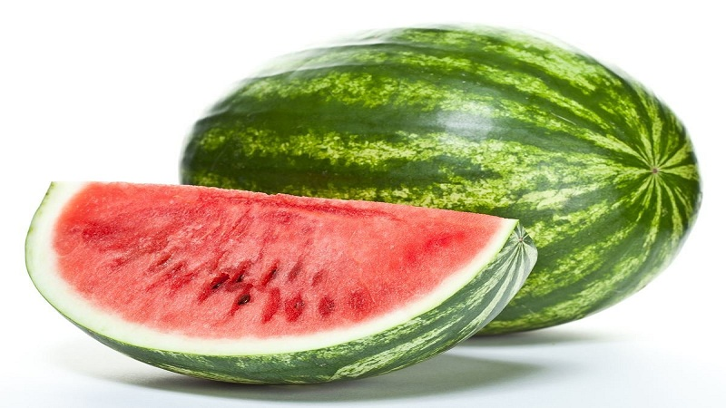 Watermelon to exhaust weight