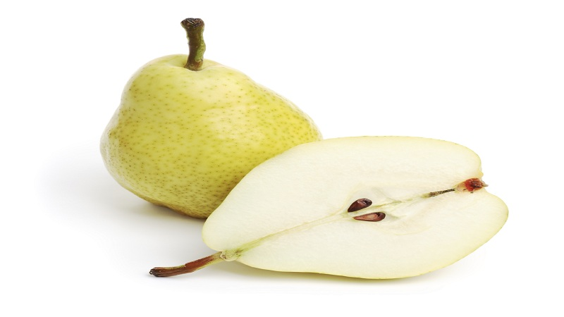 Pear to exhaust weight