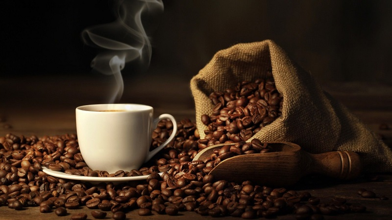 Recipes with coffee