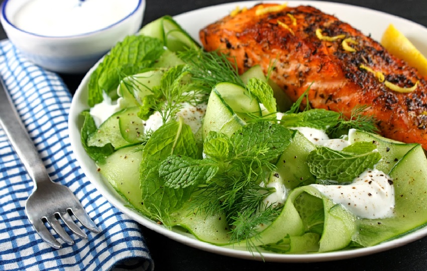 recipes with mint