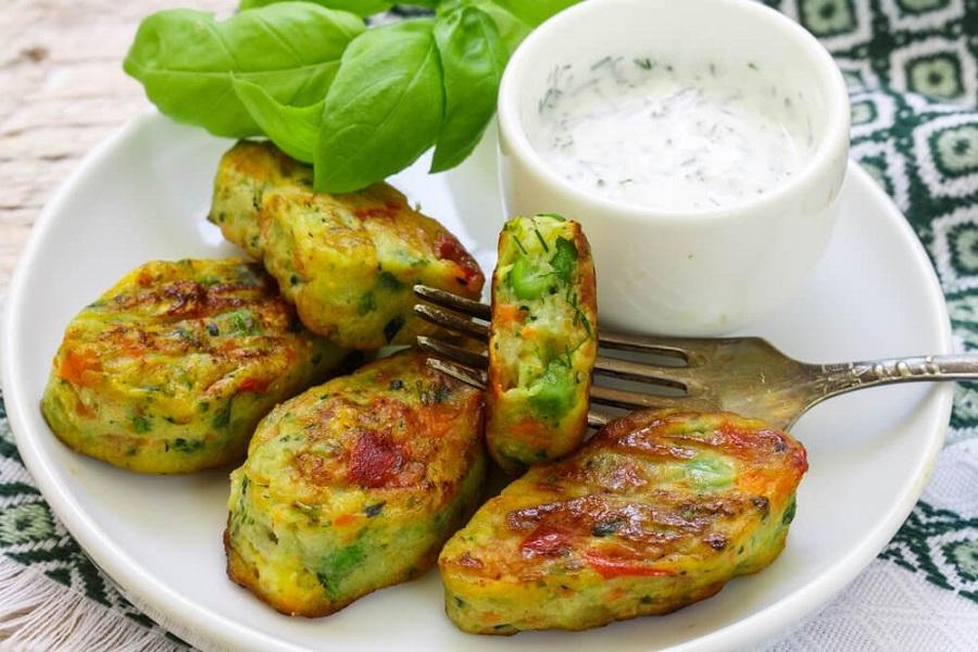 vegetarian nuggets
