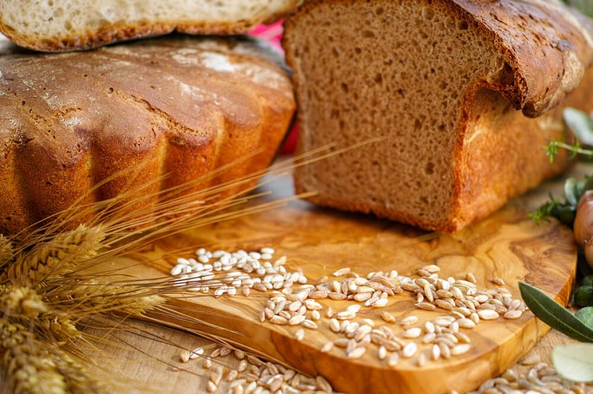 recipes of protein bread