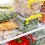 How to store food in freezer