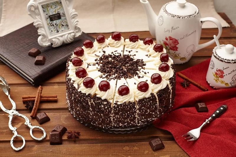 Black Forest Cake-Recipe