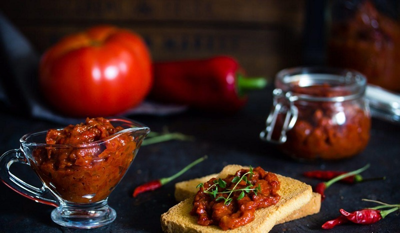Bulgarian Lutenitsa: Recipe For Cooking At Home