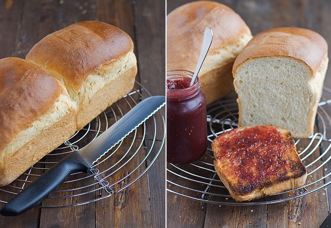 Easy milk bread