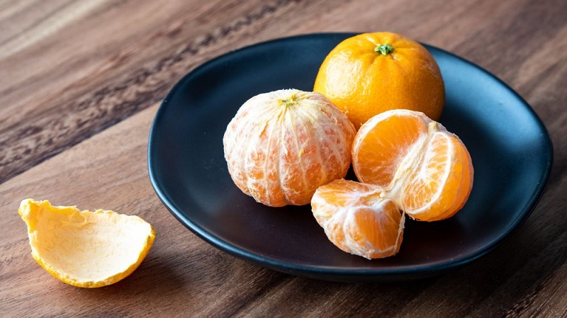 How to store oranges
