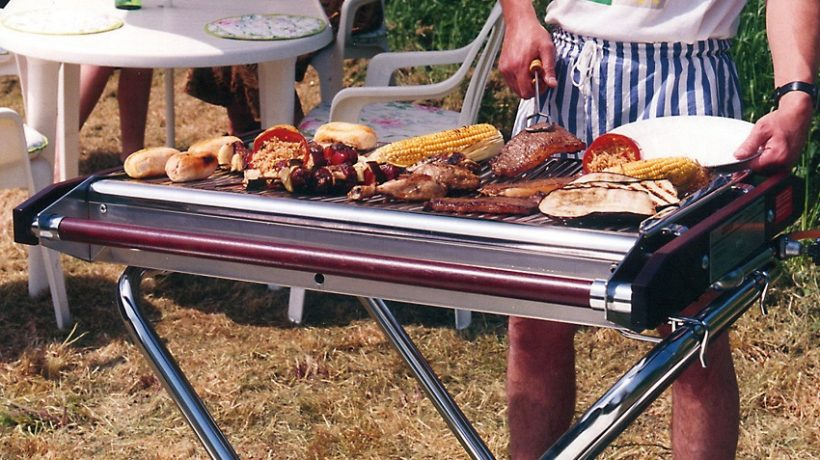 Organising the perfect barbeque