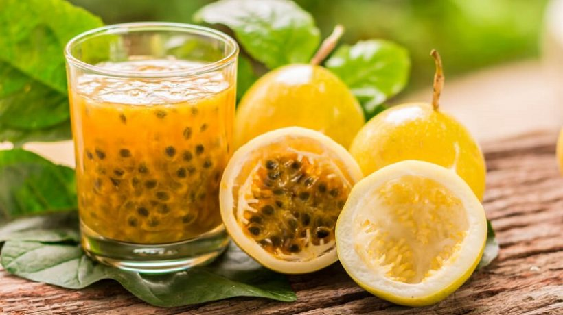 Passion fruit juice: the precious ally of your diet