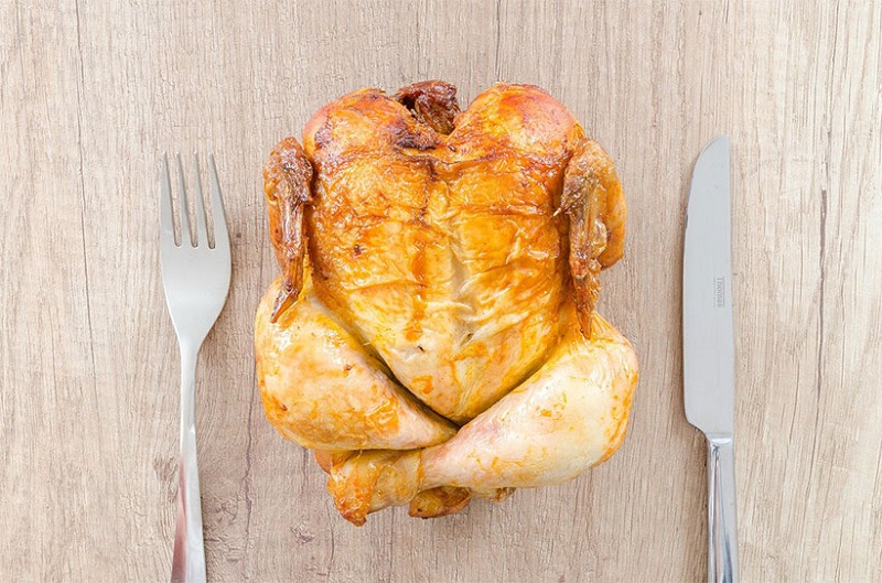 HOW LONG DOES COOKED CHICKEN LAST IN THE FRIDGE